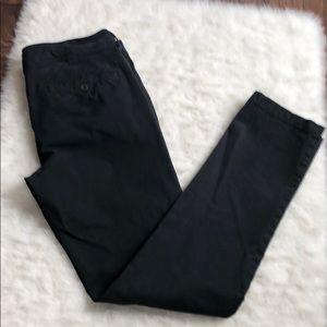AE black slim straight chinos. Only worn 1x! 31x34